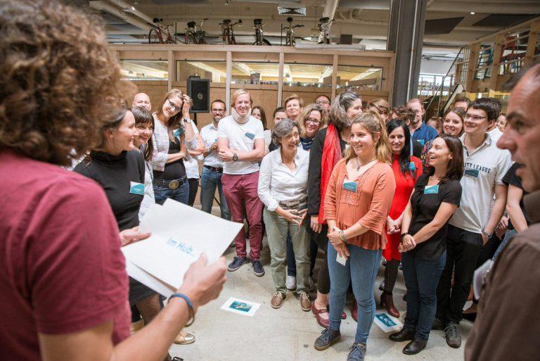 Thorsten Bühner - Moderation und Co-Creation für Workshop und Konfe
