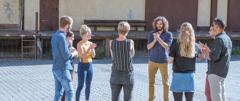 Thorsten Bühner - Moderation für Teams & Gruppen